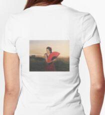 Sueños de Flamenco Women's Fitted T-Shirt
