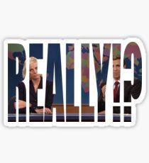 Weekend Update: REALLY!? w/ Seth & Amy Sticker