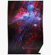 """""""2098"""" Poster #2, 300DPi Poster"""