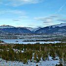 Lake Dillon outside Frisco ,Colorado by eyeland