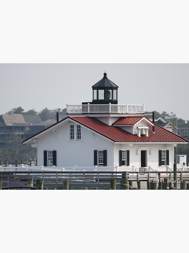 Roanoke Island Lighthouse by SirEagle