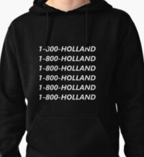1-800-HOLLAND T-Shirt and More! | Tom Holland Pullover Hoodie