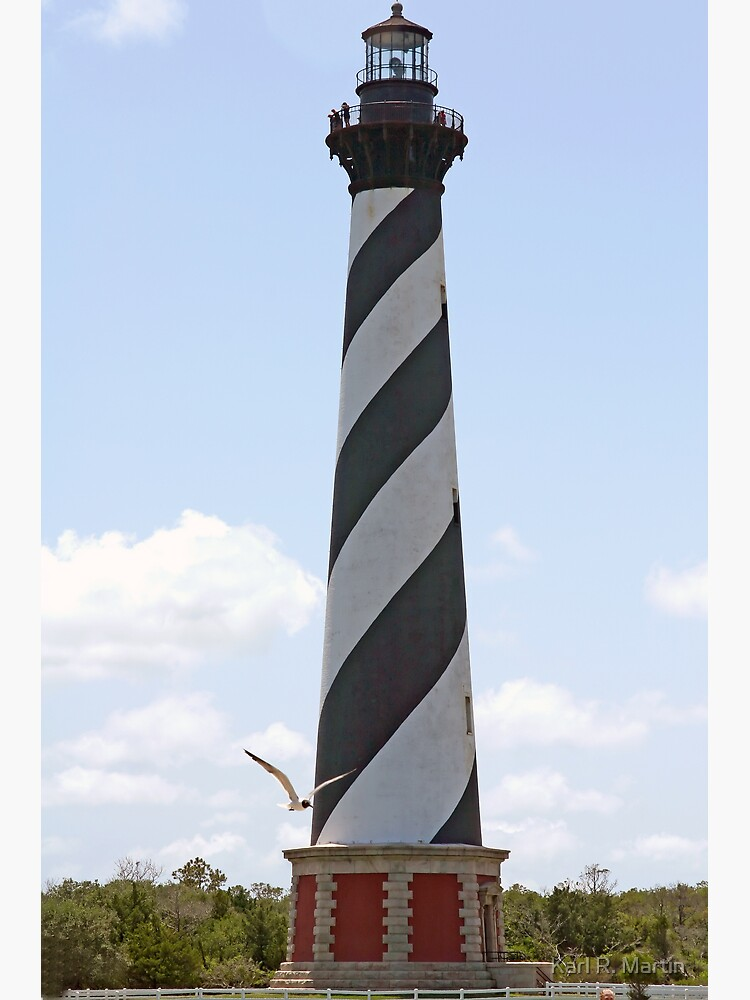 Cape Hatteras Lighthouse by SirEagle