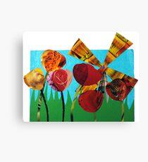 Tulip Time Canvas Print