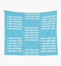1-800-HOLLAND T-Shirt and More!   Tom Holland Wall Tapestry