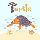 Turtle by Elsbet