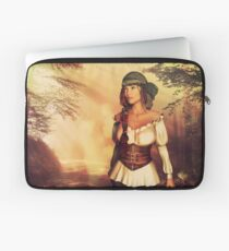 Adventurer she is Laptop Sleeve