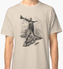 Rhodes' Colossus Sketch Classic T-Shirt