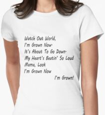 Grown-ish Women's Fitted T-Shirt