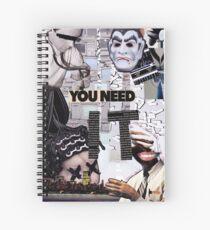 BETTER LIVING INDUSTRIES Spiral Notebook