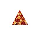 Pizza Triangle by qweenanngeee