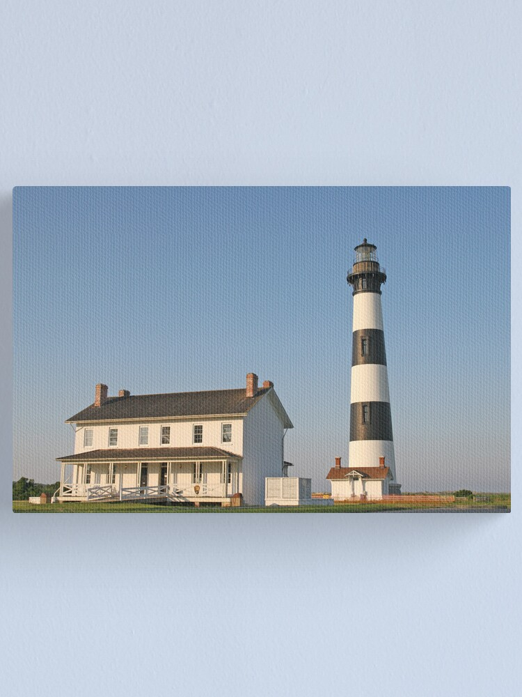 Alternate view of Bodie Island Lighthouse Canvas Print