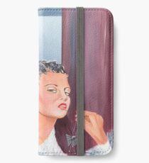 Art Deco Necklace iPhone Wallet/Case/Skin