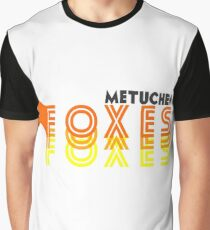 Metuchen FOXES Graphic T-Shirt