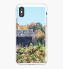 Old house in the fall iPhone Case/Skin