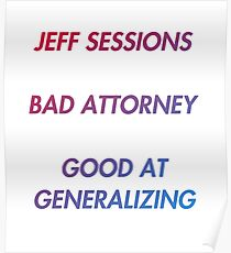 Bad Attorney, Good at Generalizing Poster