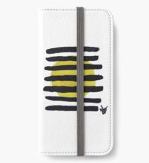 Bumble Lines iPhone Wallet/Case/Skin