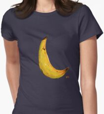 Banana Nose Fitted T-Shirt