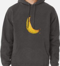 Banana Nose Pullover Hoodie