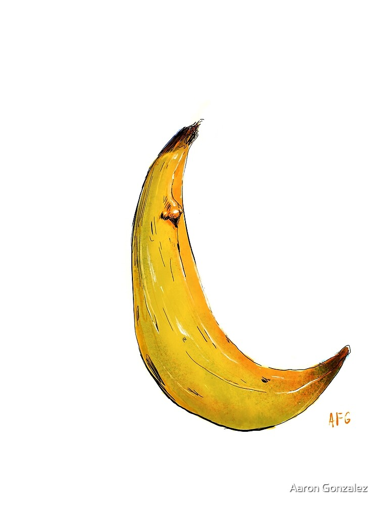 Banana Nose by aaronfg