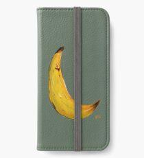 Banana Nose iPhone Wallet/Case/Skin