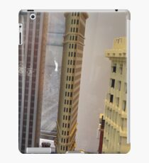 Lego Flatiron Building, Lego Store Fifth Avenue, New York City iPad Case/Skin