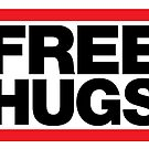 FREE HUGS by axemangraphics