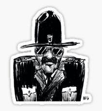 State Trooper Sticker