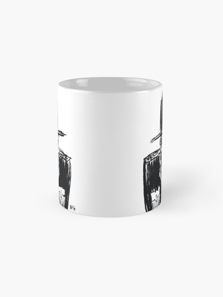 Alternate view of State Trooper Mug