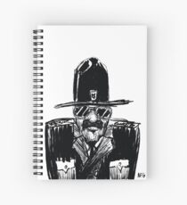 State Trooper Spiral Notebook