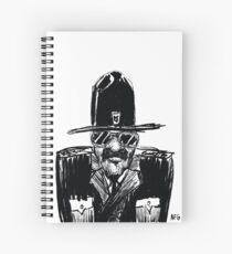 State Trooper Spiral Notebook