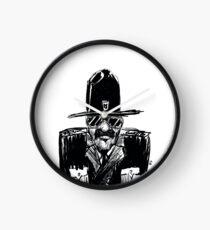 State Trooper Clock
