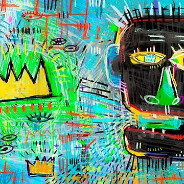 Graffiti Street Art by madaramason