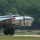 B-17 by Karl R. Martin