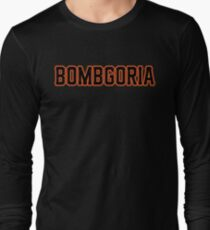 Bombgoria to the Giants! Long Sleeve T-Shirt