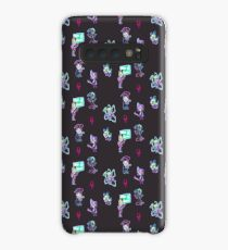 invader zim pattern Case/Skin for Samsung Galaxy