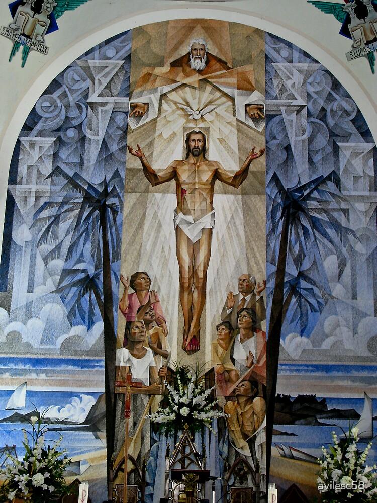 Isabelas church by avilesc58