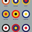 Modernist States by modernistdesign