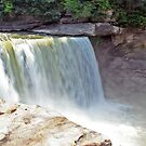 Cumberland Falls by Karl R. Martin