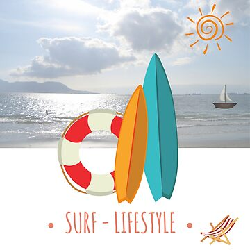 Surf - lifestyle  by topcamisa
