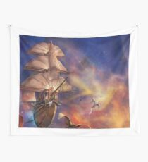 Treasure Planet Wall Tapestry