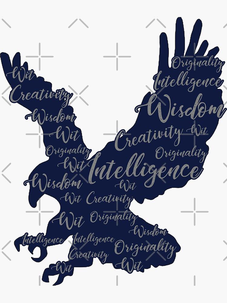 Weisheit, Intelligenz, Kreativität von juliecjyn