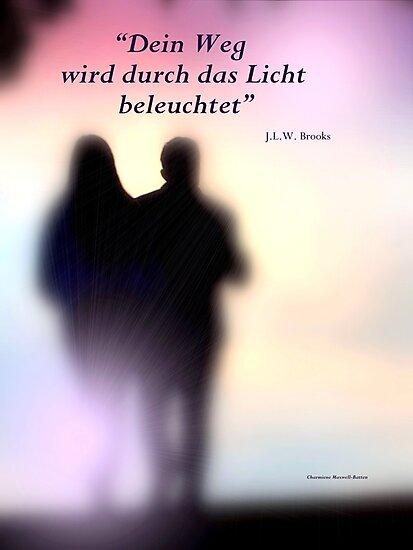 Dein Weg ist beleuchtet by Charmiene Maxwell-Batten