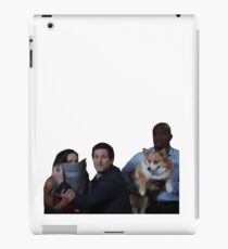 Cheddar and Crew iPad Case/Skin