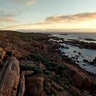Cape Leeuwin Lighthouse by Levi Buzolic
