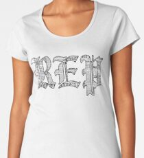 REP News Paper Women's Premium T-Shirt