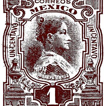 Josefa Ortiz de Domínguez by Danielin