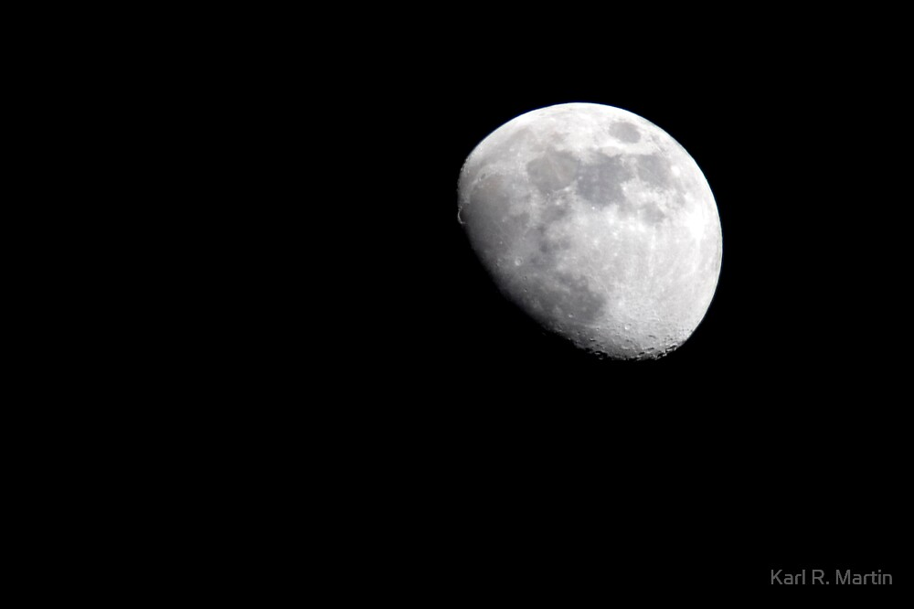 Moon by Karl R. Martin