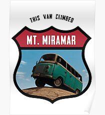 PUBG Mini Bus Van  Poster