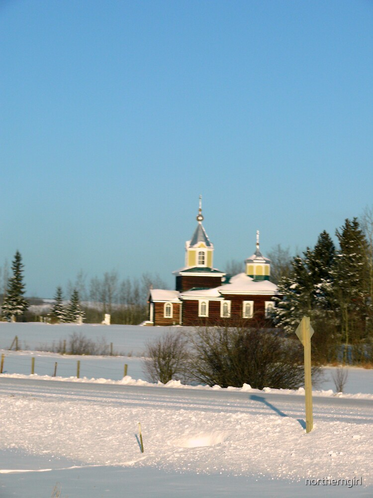 A Beautiful Church by northerngirl